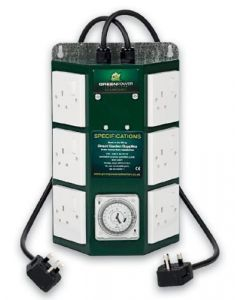 Green Power 6 Way Professional Contactor