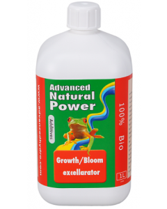 Advanced Hydroponics Growth Bloom Excellerator 1L