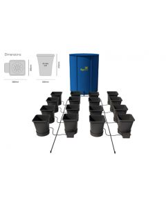 Autopot XL 16 Pot System Kit