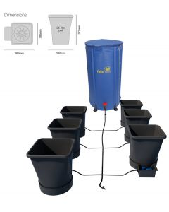 Autopot XL 6 Pot System Kit