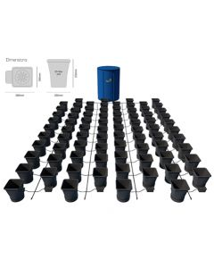 Autopot XL 80 Pot System Kit
