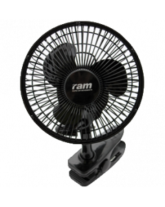 RAM Clip on Fan 150mm