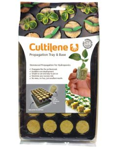 Cultilene Rooting Rockwool 24 Cell Tray