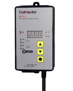 TrolMaster - Digital Day / Night Fan Speed Controller (BETA-2)