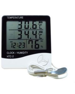 Digital Thermo Hygrometer Big Display