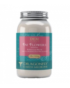Dragonfly Earth Medicine Fat Flowers 454g