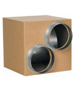 Bespoke MDF Acoustic Box Fan