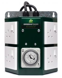 Green Power 4 way Professional Contactor