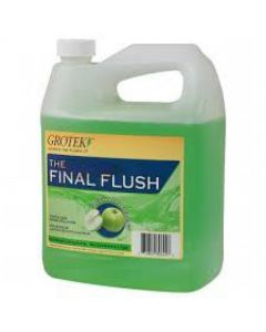 Final Flush 1L Green Apple