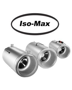 ISO MAX Acoustic Fans