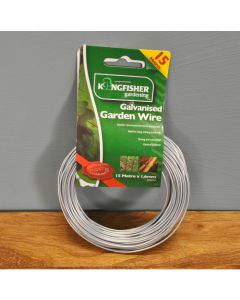 Galvanised Garden Wire 15m x 1.6mm