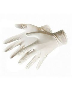 Latex Gloves 100pk
