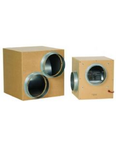 MDF Acoustic Box fan