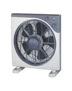 Oscillate Box Fan 12inch
