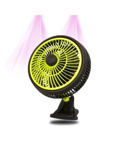 "Garden HighPro Oscillating Clip Fan 10"" 20w"