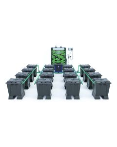 Alien RAIN 16 Pot 15L Black Series