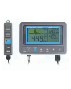 RAM CO₂ Monitor and Controller