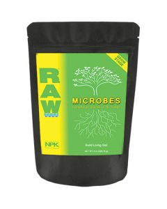 RAW Microbes Grow 2oz
