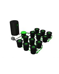 Alien Pot System 12 Pot RDWC XL 30L