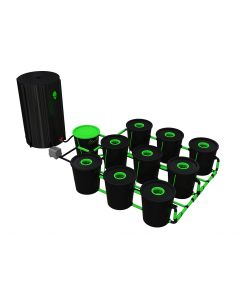 Alien Pot System 9 Pot RDWC XL 30L