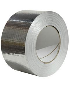 Reinforced Foil Tape 48mm x 45 Metres