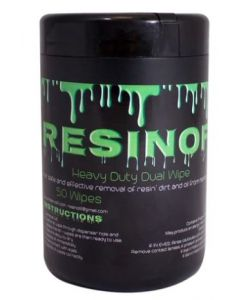 Resinoff - 50 Wipes