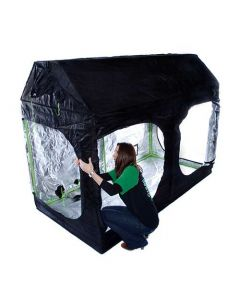 Green Qube Grow Tent  240 x 120 x 180cm
