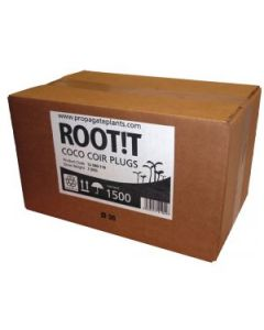 Root it CocoCoir Plugs BOX of 1500