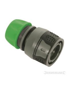 Soft Grip Water Stop Hose Connector
