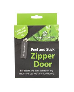 Peel & Stick Zipper 2m
